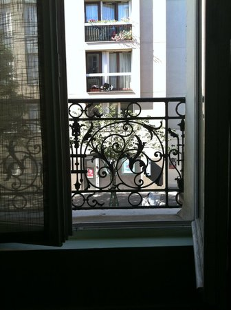 Le Fabe Hotel : Window view