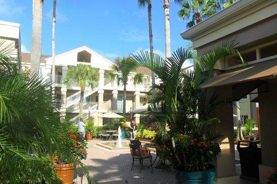 Staybridge Suites Lake Buena Vista : Exterior zona piscina
