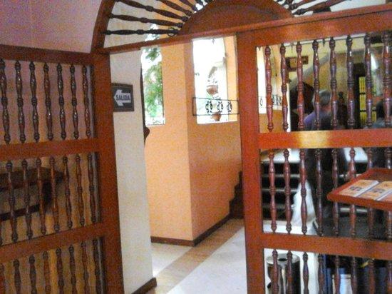 Hotel Casona Colon Inn: entraa