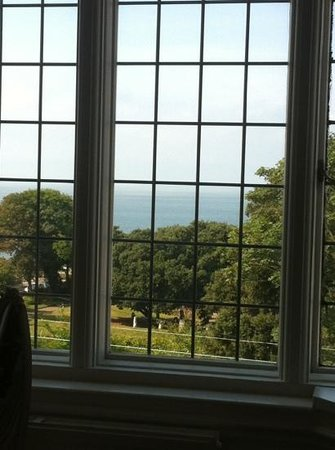The Gables : sea view from room 5