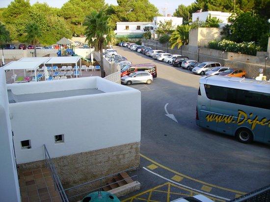 Caribe Ibiza Hotel: my view