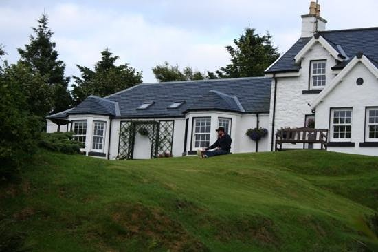 Kilmeny Country House: la maison