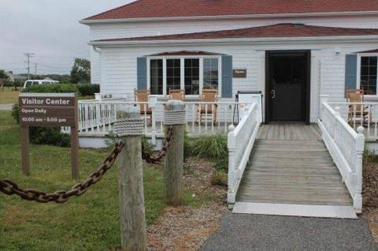 Cape Cod Canal Visitors Center: Cape Cod Canal Visitor Center