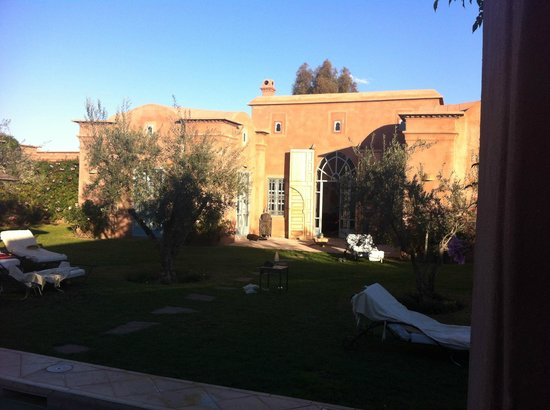 Villa d'Akhdar : Jardin Villa 19