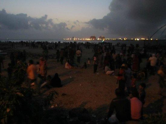 Green Woods-Bethlehem : Ede Festival on Kochi Beach
