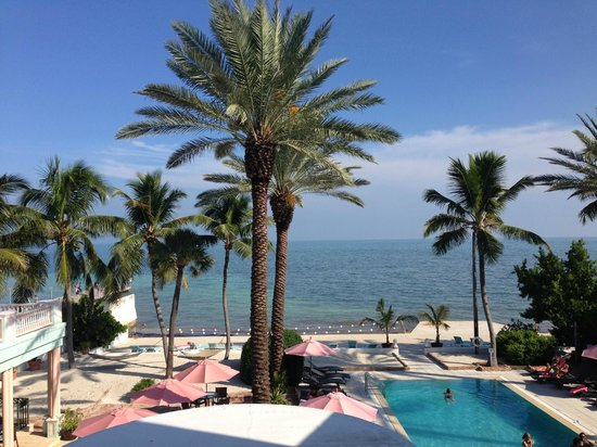 The Southernmost House: View from the balcony