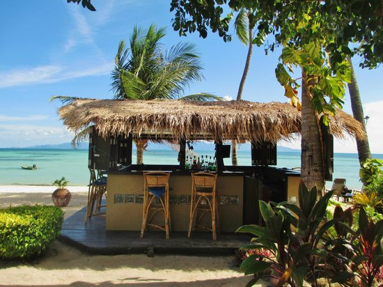 Phangan Beach Resort : bar