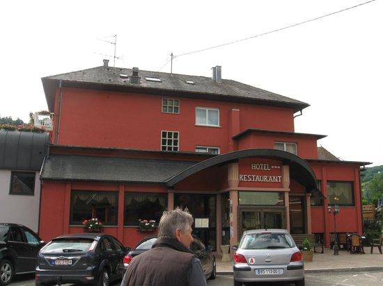 Au Bois le Sire : L'hôtel