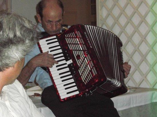 Albergo Ristorante Fioroni: Our last recital