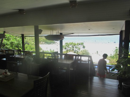 Chintakiri Resort : dining area