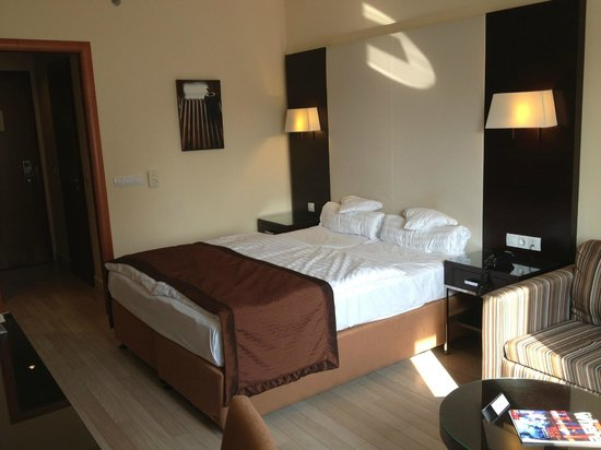 Lion's Garden Hotel: Vista habitación