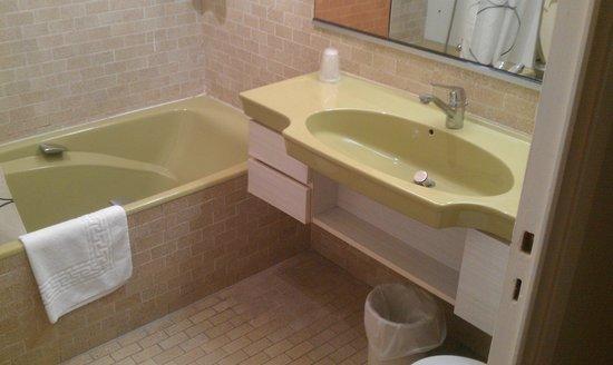 Hotel Artys : salle bain