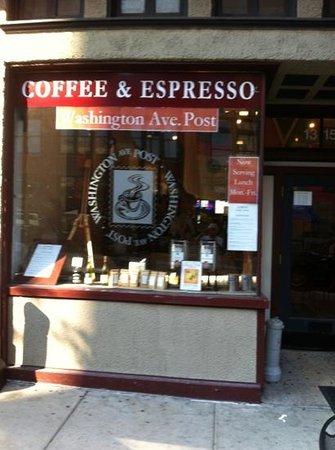 Washington Ave Post