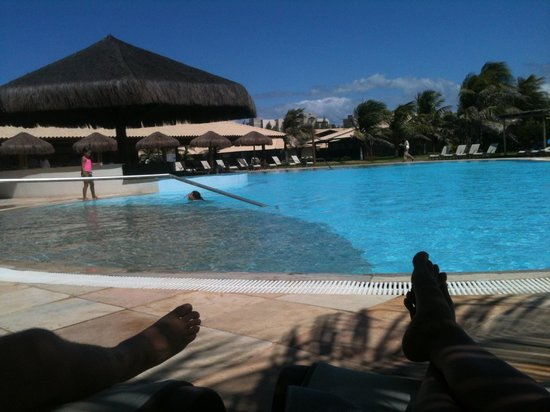 Hotel Dom Pedro Laguna: piscina