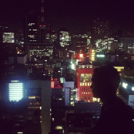 Panorama Notturno Picture Of Mitsui Garden Hotel Ginza Premier Chuo Tripadvisor