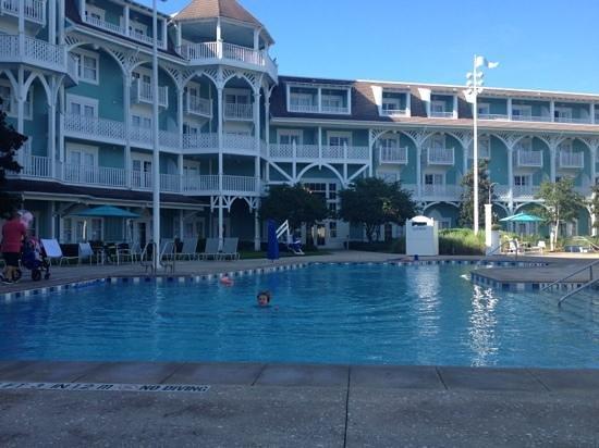 Disney's Beach Club Villas: DVC pool