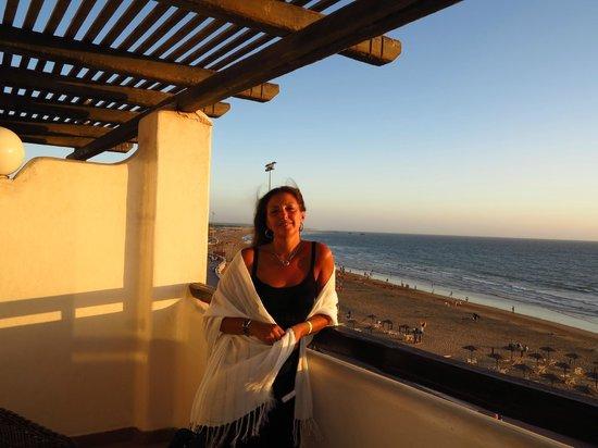Hotel Riu Tikida Beach: desde la habitacion