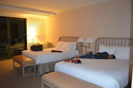 The Westin Hapuna Beach Resort Room With Two Beds