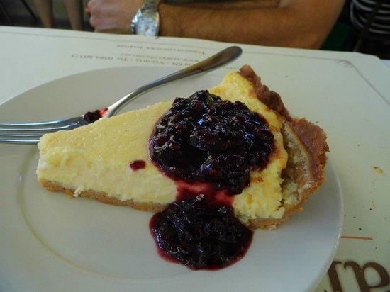 Al Bocconcino: torta allo yogurt