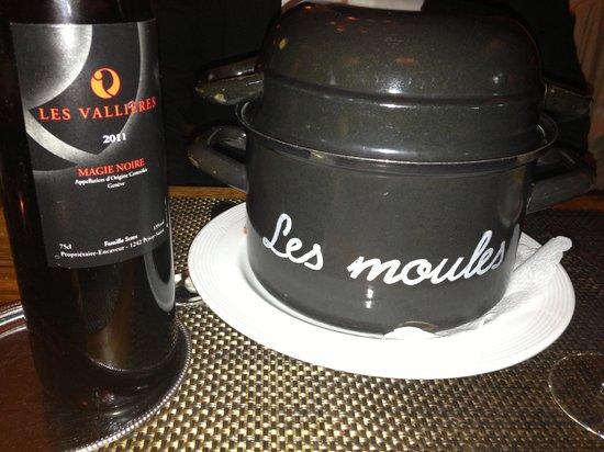 Brasserie de l'Hotel de Ville : My Birthday