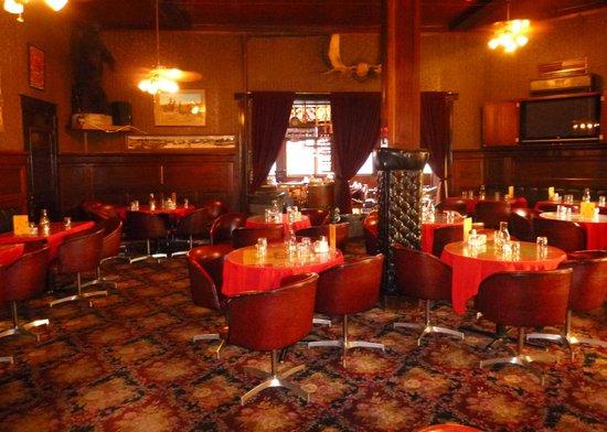 Buffalo Bill's Irma Hotel: Dining Room