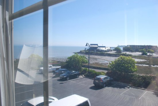 Bay Landing Hotel: View from room 234