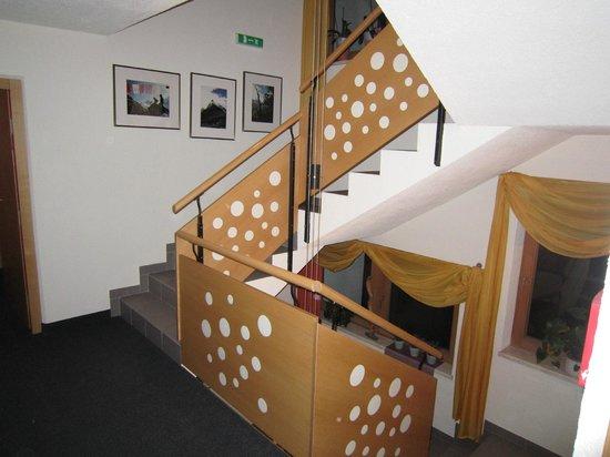 Apart-Garni Romantika : hotel