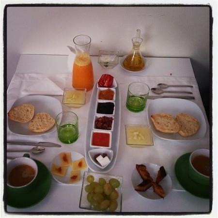 Hotel Viento 10 : Amazing breakfast at Viento 10