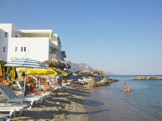 Agrelli Hotel: nearby beach