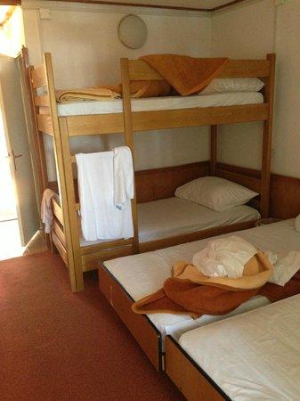 Jadran Residence: Zimmer