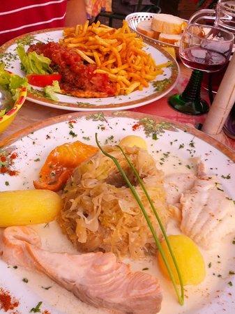 restaurant Diette : YUMMY food