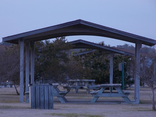 Soundside Park: Picnic areas at the park
