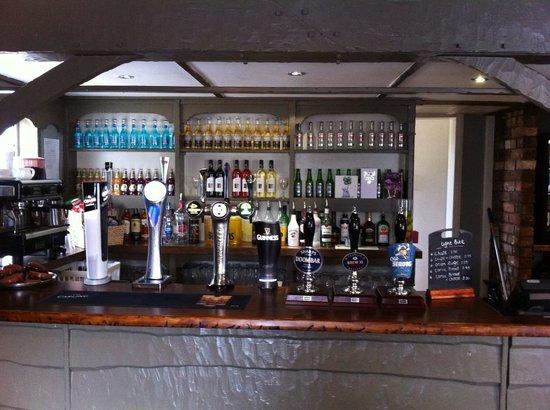 The Cross Keys, Fulstow: Inside Bar