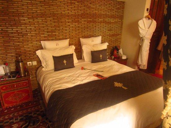 Riad Lena & SPA: our room
