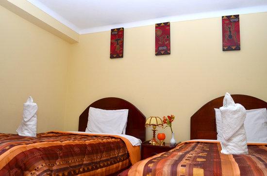 Hotel Mallmanya Inn: Habitacion Doble