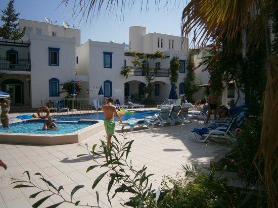 Club Paloma Apartments: Pool