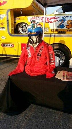 Lucas Oil Raceway : NHRA SEPTEMBER 2013