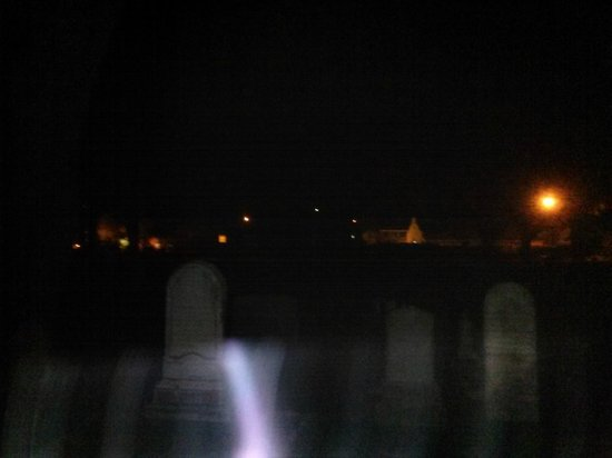 Williams Ghost Walks of Georgetown: The Graveyard