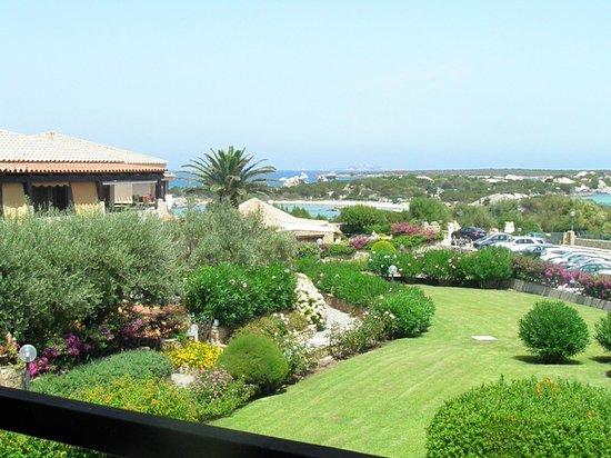 BAIA de BAHAS - Apartments & Resort : - vista dalla camera -