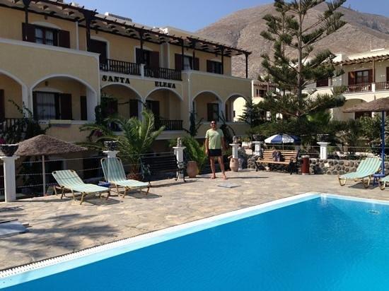 Santa Elena Hotel: Come a casa...!!!