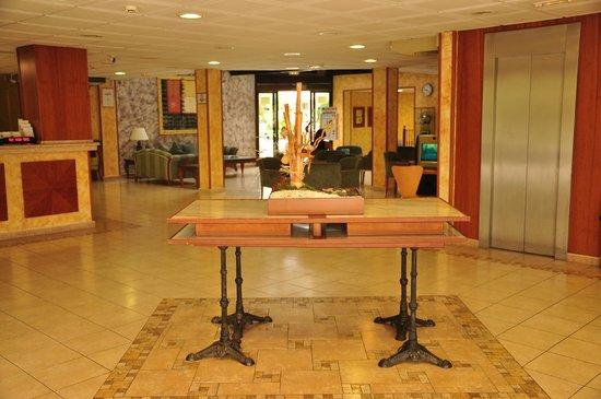 Hotel-Apartamentos Andorra: Lobby