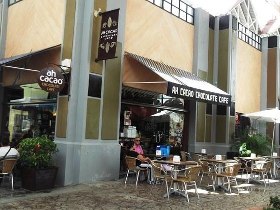 Ah Cacao Chocolate Cafe : Chocolate cafe
