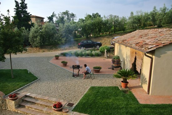 Podere Le Rondini: home away from home