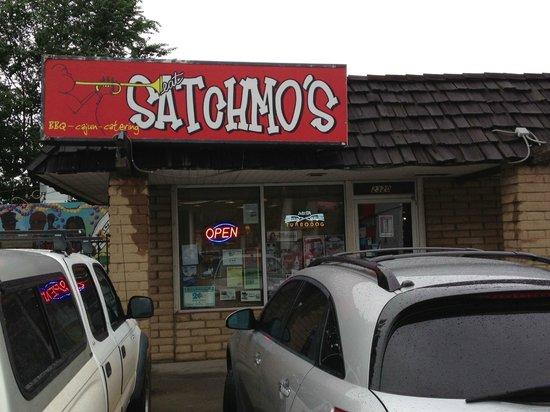 Satchmo's BBQ and Cajun Retsaurant, Flagstaff, AZ