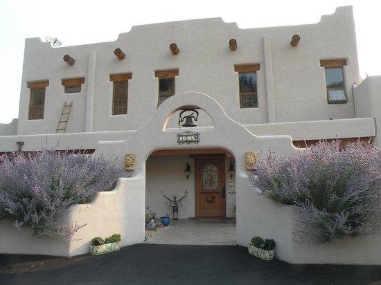 La Punta Norte Guest House: Front Entrance