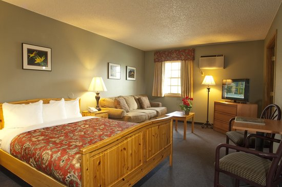 Old Town Inn: Suite