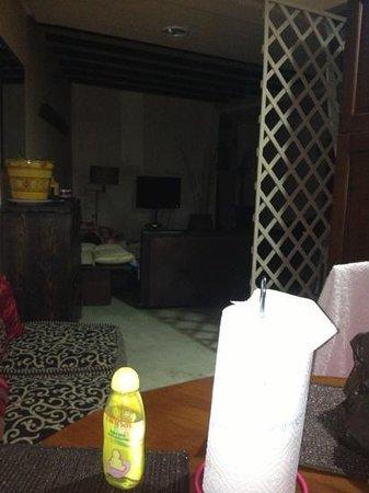 Leyna Vacancy Homes : depuis kitchenette