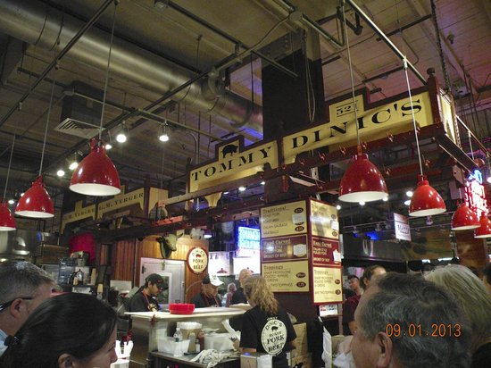 Tommy DiNic's: Dinic's