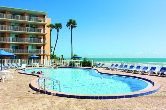 Coral Sands Inn & Seaside Cottages Ormond Beach: Pool