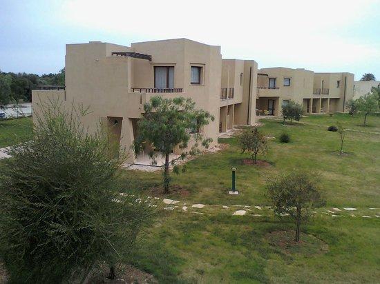 VOI Arenella resort: il villaggio